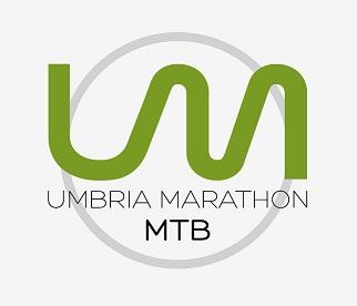 logo umbria marathon 6